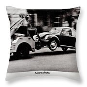 Inconceivable Throw Pillow