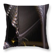 Incrementation Throw Pillow