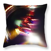 Indalo Man Throw Pillow