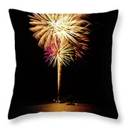 Independence Day Throw Pillow