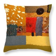 Independence Throw Pillow