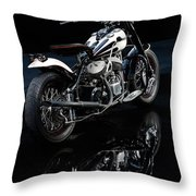 Indian Chief Blackhawk Bobber Throw Pillow