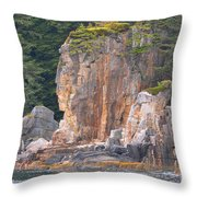 Indian Rock  Throw Pillow
