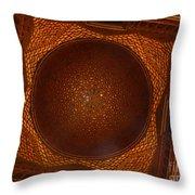 Indoor Stars Throw Pillow