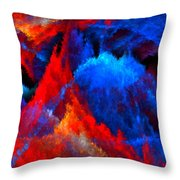 Inducers Throw Pillow