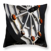 Industrial Object Art Throw Pillow