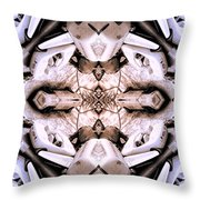 Infernal Combustion Engine Throw Pillow