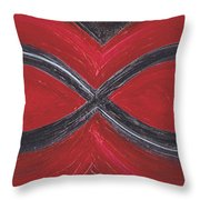 Infinite Love By Jrr Throw Pillow