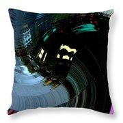 Infinity Dancer 3 Throw Pillow