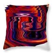Infinity Mask 6 Throw Pillow