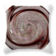 Infinity Orb 2 Throw Pillow