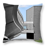 Information Technology Building Throw Pillow