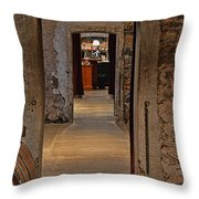 Inglenook Vineyard -6 Throw Pillow