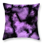 Ink Out Throw Pillow