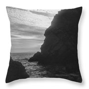 Inlet 2 Throw Pillow