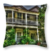 Inn Of The Lost Souls Throw Pillow