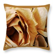 Inner Beauty Throw Pillow by Tanya Jacobson-Smith