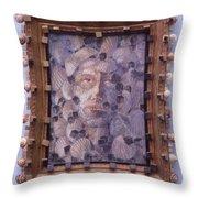 Inner Cacophany - Framed Throw Pillow