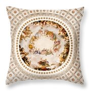 Inner Dome Throw Pillow