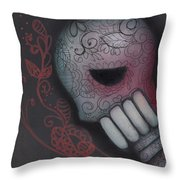 Inner Feelings Throw Pillow by Abril Andrade Griffith