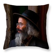 Inner Knowing Throw Pillow