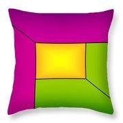 Inner Light 1 Throw Pillow