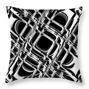 Inner Workings Throw Pillow