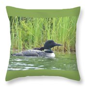 Innocense Of The Young Throw Pillow