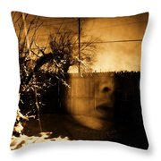 Innocents Reflection  Throw Pillow