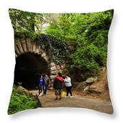 Inscope Arch Throw Pillow