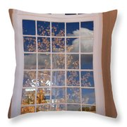 Inside And Out Throw Pillow