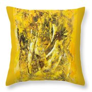 Inside The Dream Throw Pillow