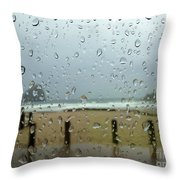 Inside Warmth Throw Pillow