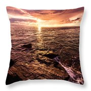 Inspiration Key Throw Pillow by Chad Dutson