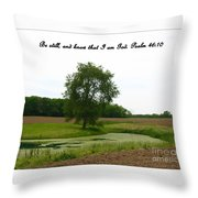 Inspirations 7 Throw Pillow