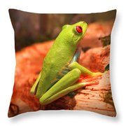 Inspirations For Tomorrow Throw Pillow