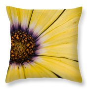 Inspired Breathing Throw Pillow