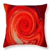 Intense Love Throw Pillow