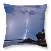 Intercoastal Throw Pillow