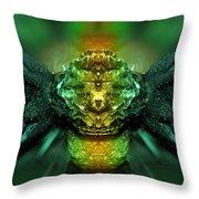 Interdimensional Throw Pillow