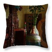 Interior Spaces - 3 Throw Pillow