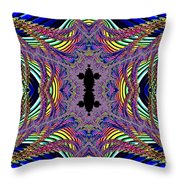 Interlinked Throw Pillow