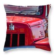 International Harvester R-185 Throw Pillow