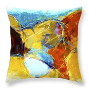 Intersections 03 Throw Pillow