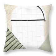 Interstate 10 Project Outtake_0010279 Throw Pillow