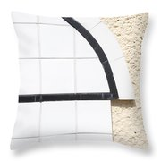 Interstate 10 Project Outtake_0010296 Throw Pillow