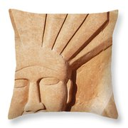 Interstate 10 Project Outtake_0010373 Throw Pillow
