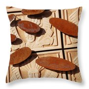 Interstate 10 Project Outtake_0010384 Throw Pillow