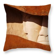 Interstate 10 Project Outtake_0010413 Throw Pillow