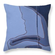 Interstate 10 Project Outtake_0010478 Throw Pillow
